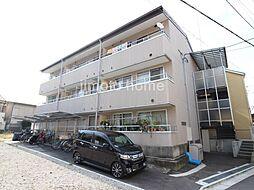 アパートメントナイン[2階]の外観