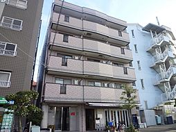 大阪府堺市西区津久野町3丁の賃貸マンションの外観