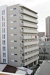 スプランディッド大阪WEST[8階]の外観