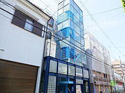関西ドリームハイツ[4階]の外観
