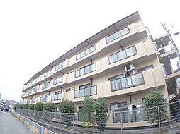 大阪府豊中市曽根南町3丁目の賃貸マンションの外観