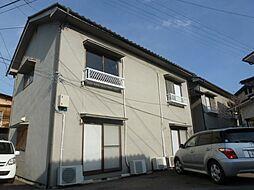稲田アパート[2階]の外観