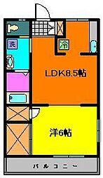 稲毛駅 5.8万円