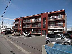 フロンティア旭町[1階]の外観