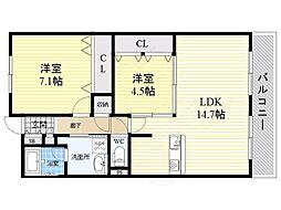 三国駅 12.4万円