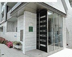 東京都足立区千住東の賃貸マンションの外観