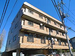 第8池田マンション[1階]の外観