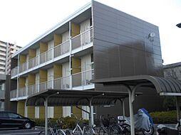 埼玉県川口市末広1丁目の賃貸マンションの外観