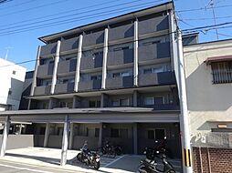 プリモベント円町[206号室]の外観