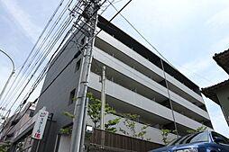 レ・ソール本八幡エルア[4階]の外観
