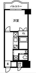 ガーデンハイム1[1階]の間取り