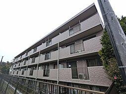 千葉県成田市大袋の賃貸マンションの外観