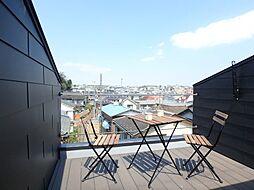 hike〜Skip floor terrace house〜[E号室]の外観