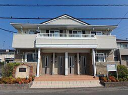 愛媛県松山市和泉北2丁目の賃貸アパートの外観
