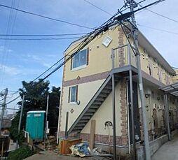 ユナイト田浦リオ・ブランコ[2階]の外観