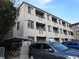 埼玉県さいたま市浦和区前地2丁目の賃貸アパートの外観