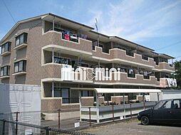 静岡県藤枝市前島3丁目の賃貸マンションの外観