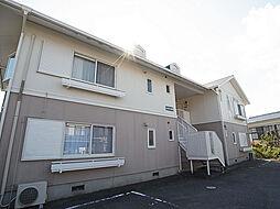 兵庫県神戸市北区東大池3丁目の賃貸アパートの外観