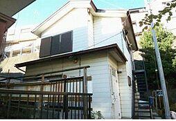 本牧町1-199アパート[2階号室]の外観