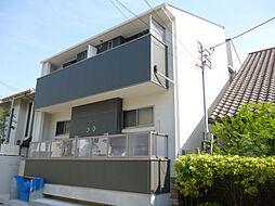 ベレーザさくら夙川[101号室]の外観