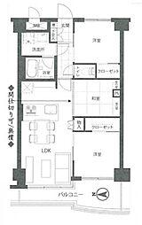 朝日シティパリオ三鷹 4F