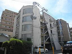 アレグレット高石[2階]の外観