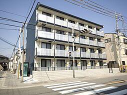 大阪府大阪市東淀川区西淡路5丁目の賃貸マンションの外観