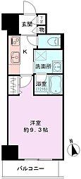 GEO本町通7番町[0205号室]の間取り