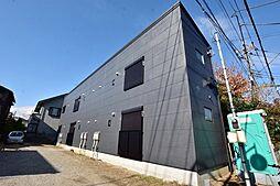 神奈川県厚木市泉町の賃貸アパートの外観