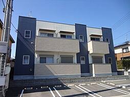 奈良県大和郡山市南郡山町の賃貸マンションの外観