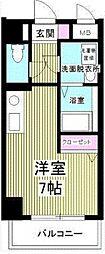 伏見町ハウス[5階]の間取り