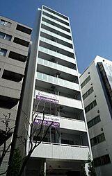 東京都千代田区猿楽町2丁目の賃貸マンションの外観