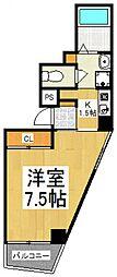 SOHJU[6階]の間取り