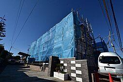 下荻野新築アパート[105号室]の外観