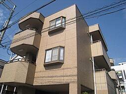 JR東海道本線 摂津本山駅 3階建[201号室]の外観