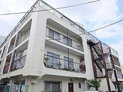 マンション第6松戸[5階]の外観