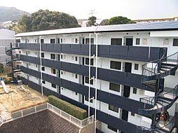 南小笹ヒルズビレッヂ[401号室]の外観