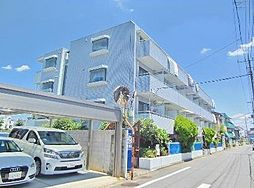 東京都足立区島根1丁目の賃貸マンションの外観