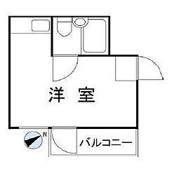 メゾン・ド・ノアピア富士見町[2階]の間取り