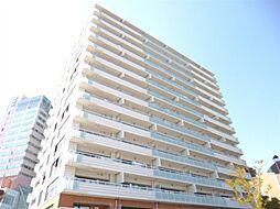 兵庫県神戸市中央区東川崎町1丁目の賃貸マンションの外観