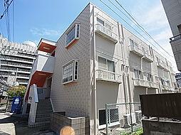 リバーシティ松戸[302号室]の外観
