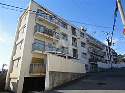 兵庫県明石市東朝霧丘の賃貸マンションの外観