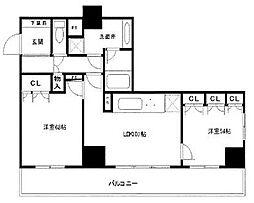 谷町四丁目駅1分・高層階アップルタワー大阪谷町