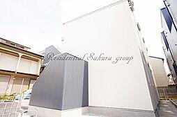 京レジデンス平塚[2階]の外観