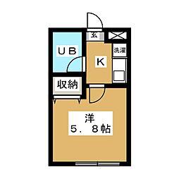 松飛台駅 3.1万円