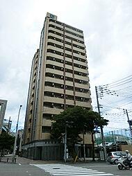 福岡県福岡市博多区堅粕1丁目の賃貸マンションの外観