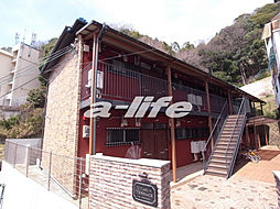 ビタミンテラス神仙寺[203号室]の外観