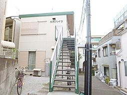 東京都板橋区大谷口上町の賃貸アパートの外観