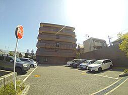 グレンツェント甲東園[3階]の外観
