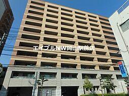 岡山県岡山市北区幸町丁目なしの賃貸マンションの外観